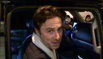 Zach Braff Related to Mitt Romney Through a Witch (VIDEO)