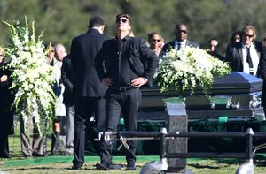 Alan Thicke's Funeral