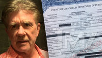 Alan Thicke's Cause of Death Was Ruptured Aorta (DOCUMENT)