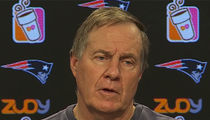 Bill Belichick Says Patriots Unfazed By Michael Floyd DUI Video