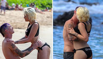 Paris Jackson's Bikini Make-out Session (PHOTO GALLERY)