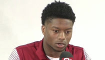 Joe Mixon Apologizes ... 'It's Never Okay to Retaliate and Hit a Woman' (VIDEO)