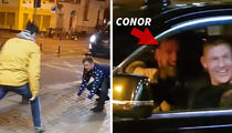 Conor McGregor Gets Last Laugh Against Fighting Irish!!! (VIDEO)