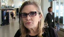 Carrie Fisher Died from Cardiac Arrest in the Hospital