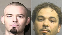 Paul Wall & Baby Bash Show Up To Court On Drug Charges (MUG SHOTS + PHOTOS)