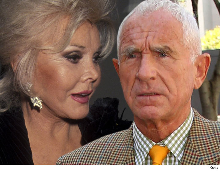 Zsa Zsa Gabor's ashes scattered after Beverley Hills funeral