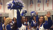 Dallas Cowboys Cheerleaders Celebrate ... 'All We Do Is Win!' (VIDEO)
