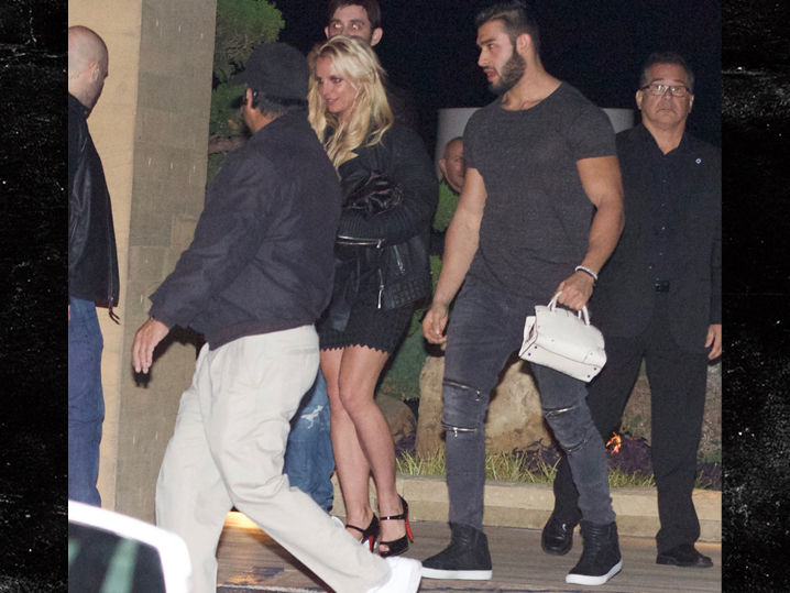 Britney Spears' Boyfriend Tight-Lipped on ... - tmz.com