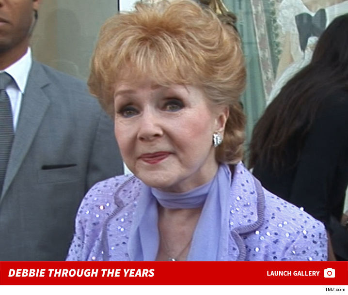 debbie reynolds death