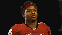 Joe Mixon Off the Hook In Alleged Parking Ticket Attack