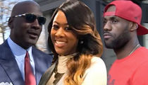 Michael Jordan's Daughter Says LeBron Won't Top MJ