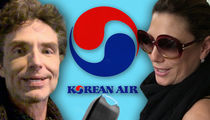 Korean Air Loosens Taser Policy After Richard Marx Subdues Unruly Passenger