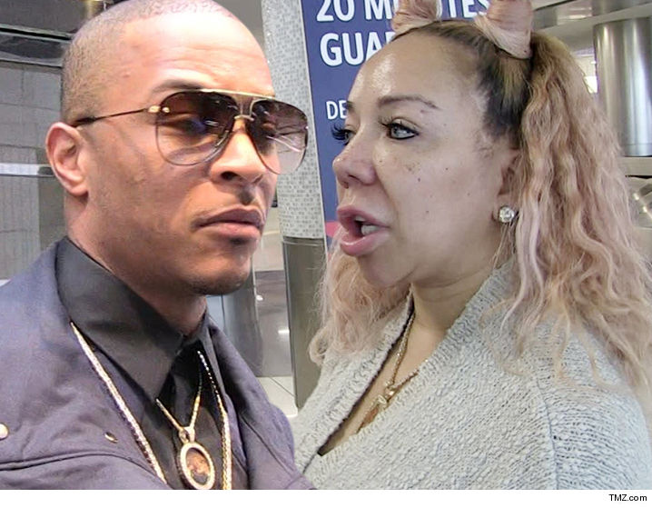 Tameka 'Tiny' Harris Wants Out; Files For Divorce From Rapper TI