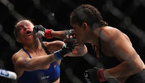 Ronda Rousey ROCKED ... KO'd In 48 Seconds