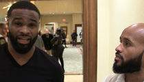 Tyron Woodley & Demetrious Johnson: Ronda Should Fight Again