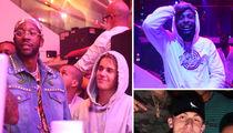 Justin Bieber, Lil Wayne and So Many Stars Party at Miami Nightclub (PHOTO GALLERY)