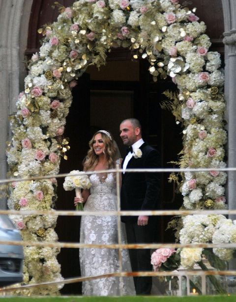 Conor McGregor Celebrating Sisters Wedding
