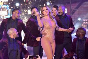 Mariah Carey's Botched NYE Performance