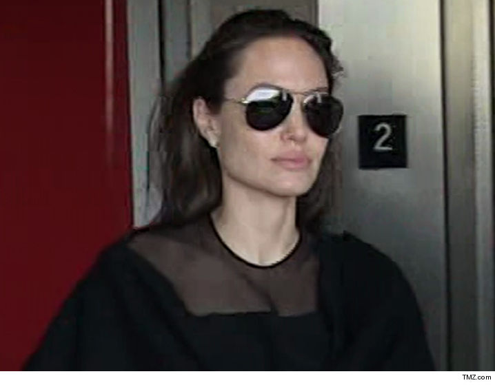 angelina jolie will seal custody case but claims brad s