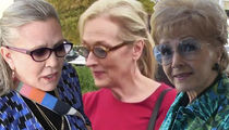 Carrie Fisher/Debbie Reynolds Public Memorial to Feature Meryl Streep