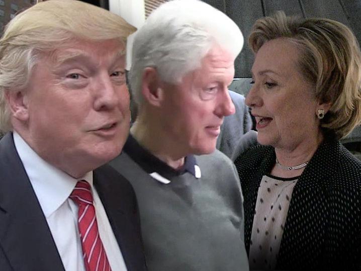 Bill Clinton Hillary Clinton Will Attend Inauguration Of