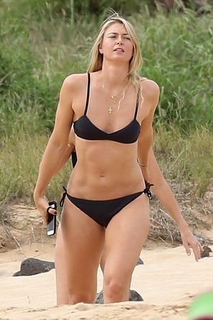 Maria Sharapova -- Hot in Hawaii