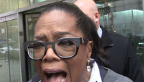 Oprah Prefers New Panties to Clean Ones (VIDEO)