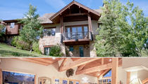 Chloe Grace Moretz Is Rolling Big-Time in Rockies Mansion (PHOTO GALLERY)