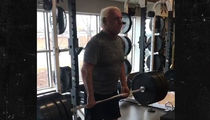 Ric Flair Deadlifts 400 Pounds At 67 (VIDEO)