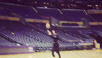 Justin Timberlake Sinks TWO Halfcourt Shots ... At Lakers Game (VIDEO + PHOTO GALLERY)