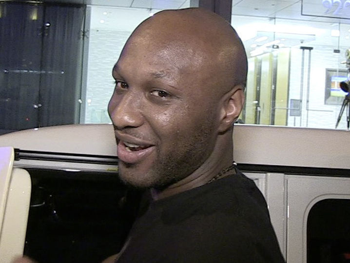 Lamar Odom Released From Rehab