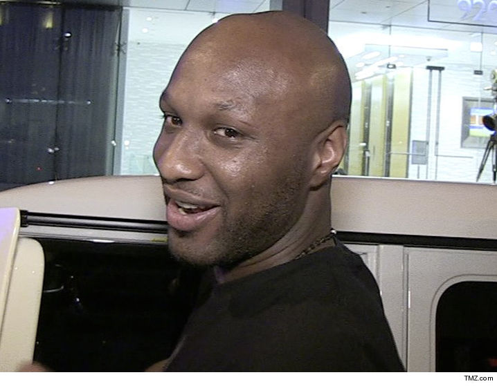 Lamar Odom 'Successfully' Completes His Stint In Rehab!