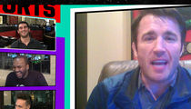 'Celeb Apprentice' Crew Broke Up Boy George, Vince Neil Fight ... Says Chael Sonnen (VIDEO)