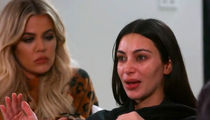 'Keeping Up With Kardashians' New Season Cashing in on Kim's Robbery & Kanye's Meltdown (VIDEO)