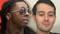 Lil Wayne's Camp Assured by Shkreli ... No More 'Carter V' Leaks