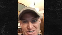 Steve Weatherford: I Was a Real Ass In Front of Obama (VIDEO)
