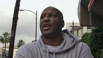 Lamar Odom Says He Wants To Coach On the Lakers (VIDEO)