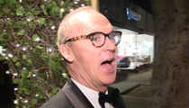 Michael Keaton Takes Sarcastic Jab, I'm 'Horrible' for Saying 'Hidden Fences' (VIDEO)