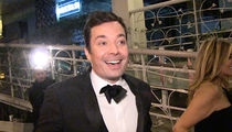 Jimmy Fallon Says Golden Globes Teleprompter Bit Was Real (VIDEO)