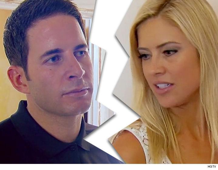 Tarek El Moussa Files For Divorce From Christina