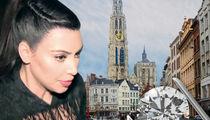 Kim Kardashian's Robbery Suspects Tied To Belgium's Illegal Diamond Trade