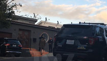 Soulja Boy's House Burglarized During War with Chris Brown (PHOTO)