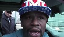 Floyd Mayweather talks Ronda Rousey, Domestic Violence (VIDEO)