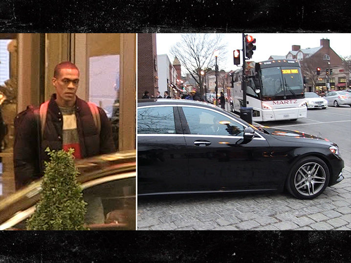 Rajon Rondo Didn't Take Team Bus to Game ... Here's Why (VIDEO)