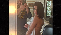 Selena Gomez Shows Off Her Assets in Lace Thong (PHOTO)