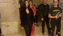 Kim Kardashian Lets Loose in Dubai (VIDEO)