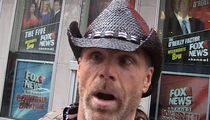Shawn Michaels Nixes Comeback Rumors ... I'm Never Wrestling Again (VIDEO)