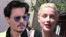 Johnny Depp, Amber Heard Divide All the Goodies in Divorce