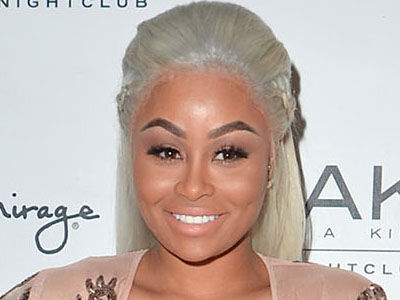 Blac Chyna Appears With Both Children, King Cairo and Dream Kardashian (Photo)