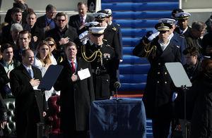 Trump Inauguration Rehearsal - Smooth Transition